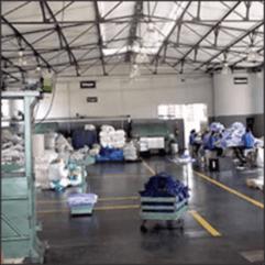 lavanderia industrial rj